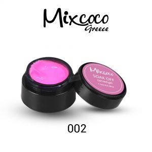 4D Color Gel πλαστελίνη για σχέδια 10g 002 Ροζ