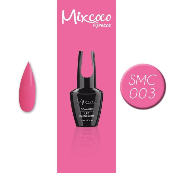 003 Ημιμόνιμο Βερνίκι Mixcoco 15ml (Ημιμόνιμα Βερνίκια)