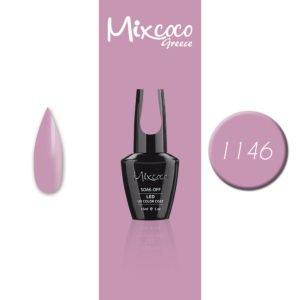 1146 Ημιμόνιμο Βερνίκι Mixcoco 15ml (Ημιμόνιμα Βερνίκια)