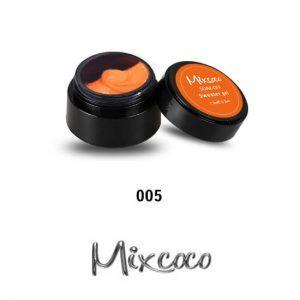 3D Πάστα για σχέδια 10g 05 Πορτοκαλί