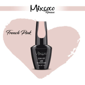 French Pink 15ml (Ημιμόνιμα Βερνίκια)