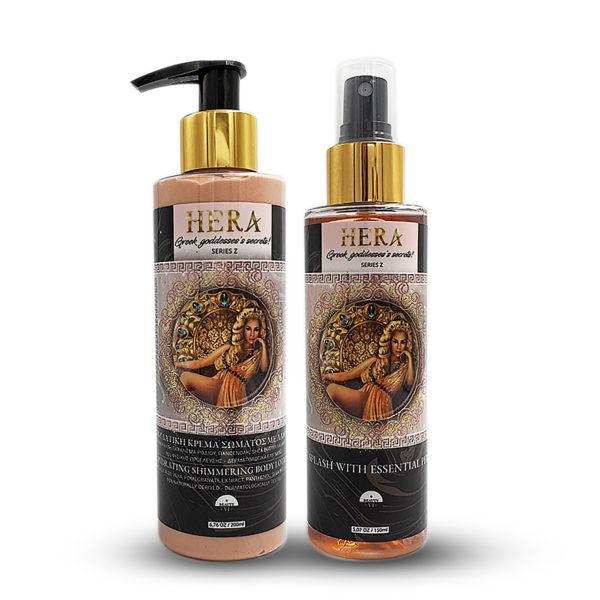 Set Hera Body Lotion & Body Splash