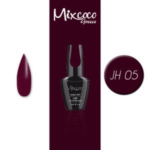 JH-05 Ημιμόνιμο Βερνίκι Mixcoco 15ml (Ημιμόνιμα Βερνίκια)