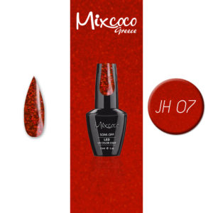 JH-07 Ημιμόνιμο Βερνίκι Mixcoco 15ml (Ημιμόνιμα Βερνίκια)