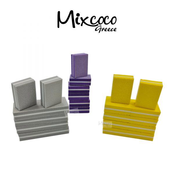Mini Buffer Χρωματιστά