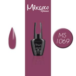 MS- 1069 Ημιμόνιμο Βερνίκι Mixcoco 15ml (Ημιμόνιμα Βερνίκια)