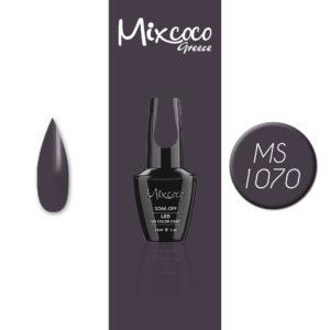 MS-1070 Ημιμόνιμο Βερνίκι Mixcoco 15ml (Ημιμόνιμα Βερνίκια)