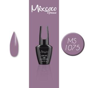 MS-1075 Ημιμόνιμο Βερνίκι Mixcoco 15ml (Ημιμόνιμα Βερνίκια)