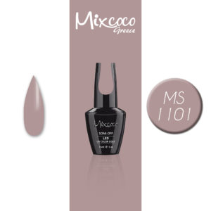 MS-1101 Ημιμόνιμο Βερνίκι Mixcoco 15ml (Ημιμόνιμα Βερνίκια)