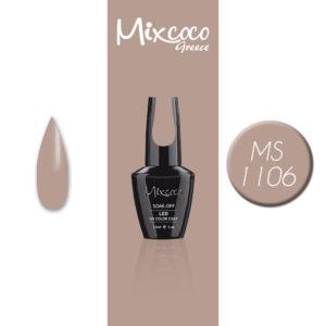 MS-1106 Ημιμόνιμο Βερνίκι Mixcoco 15ml (Ημιμόνιμα Βερνίκια)