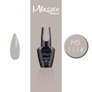 MS-1114 Ημιμόνιμο Βερνίκι Mixcoco 15ml (Ημιμόνιμα Βερνίκια)