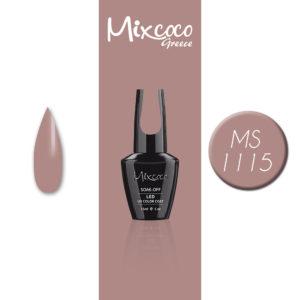 MS-1115 Ημιμόνιμο Βερνίκι Mixcoco 15ml (Ημιμόνιμα Βερνίκια)