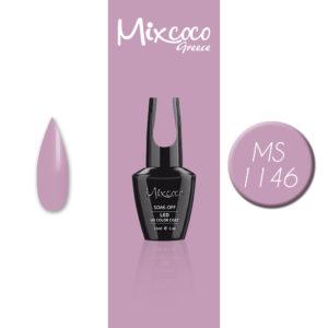 MS-1146 Ημιμόνιμο Βερνίκι Mixcoco 15ml (Ημιμόνιμα Βερνίκια)