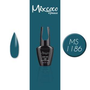 MS-1186 Ημιμόνιμο Βερνίκι Mixcoco 15ml (Ημιμόνιμα Βερνίκια)