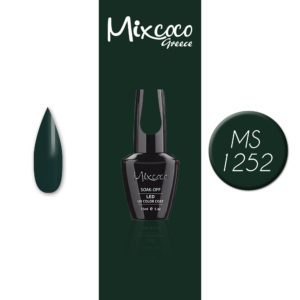MS-1252 Ημιμόνιμο Βερνίκι Mixcoco 15ml (Ημιμόνιμα Βερνίκια)