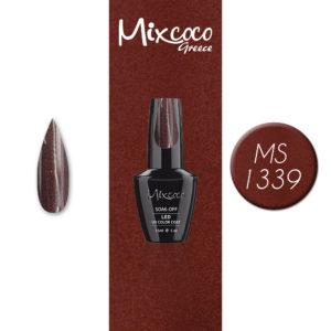 MS-1339 Ημιμόνιμο Βερνίκι Mixcoco 15ml (Ημιμόνιμα Βερνίκια)