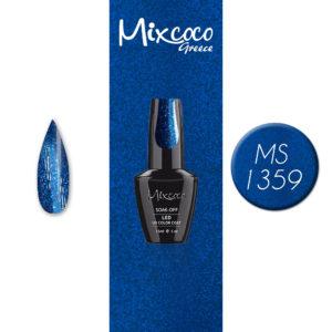 MS-1359 Ημιμόνιμο Βερνίκι Mixcoco 15ml (Ημιμόνιμα Βερνίκια)