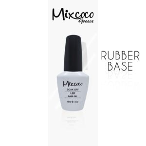 Rubber Base (Βάση Καουτσούκ) Mixcoco 15ml