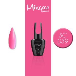 SC-039 Ημιμόνιμο Βερνίκι Mixcoco 15ml (Ημιμόνιμα Βερνίκια)