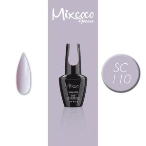 SC-110 Ημιμόνιμο Βερνίκι Mixcoco 15ml (Ημιμόνιμα Βερνίκια)