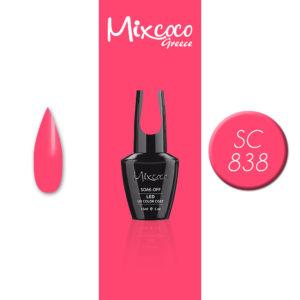 SC-838 Ημιμόνιμο Βερνίκι Mixcoco 15ml (Ημιμόνιμα Βερνίκια)