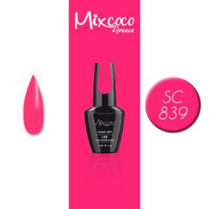 SC-839 Ημιμόνιμο Βερνίκι Mixcoco 15ml (Ημιμόνιμα Βερνίκια)