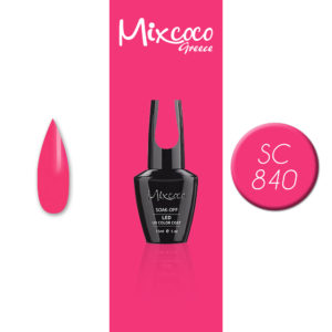 SC-840 Ημιμόνιμο Βερνίκι Mixcoco 15ml (Ημιμόνιμα Βερνίκια)