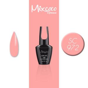 SC-972 Ημιμόνιμο Βερνίκι Mixcoco 15ml (Ημιμόνιμα Βερνίκια)