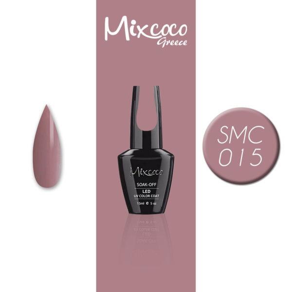 015 Ημιμόνιμο Βερνίκι Mixcoco 15ml (Ημιμόνιμα Βερνίκια)