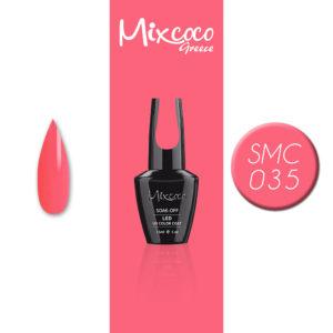 035 Ημιμόνιμο Βερνίκι Mixcoco 15ml (Ημιμόνιμα Βερνίκια)