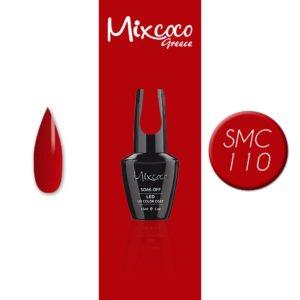 110 Ημιμόνιμο Βερνίκι Mixcoco 15ml (Ημιμόνιμα Βερνίκια)