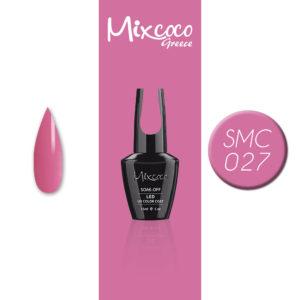 027 Ημιμόνιμο Βερνίκι Mixcoco 15ml (Ημιμόνιμα Βερνίκια)
