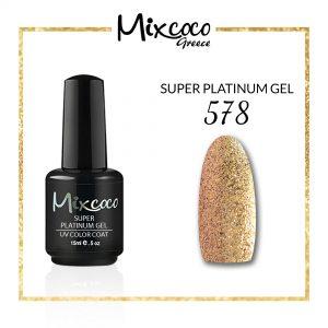 Super Platinum Gel 578 15ml