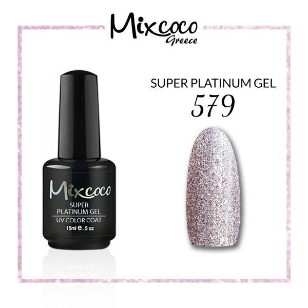 Super Platinum Gel 579 15ml
