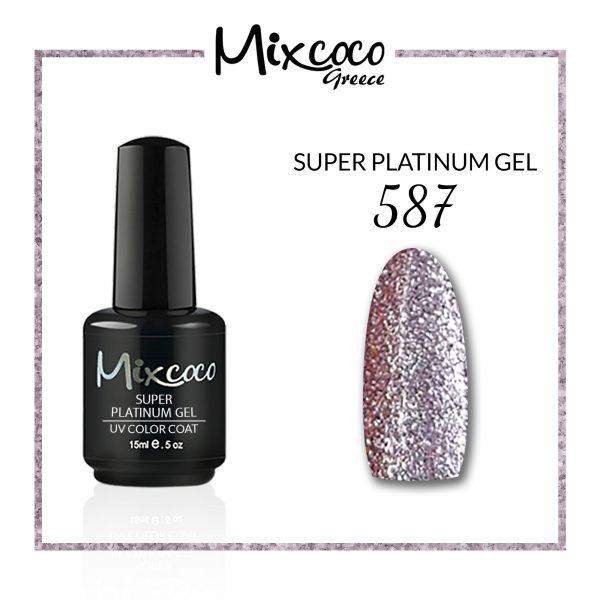 Super Platinum Gel 587 15ml