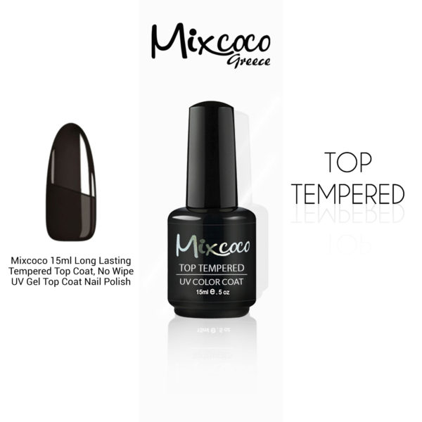 Top Tempered (Τοπ ενισχυμένο) Mixcoco 15ml Παχύρρευστη Σύνθεση