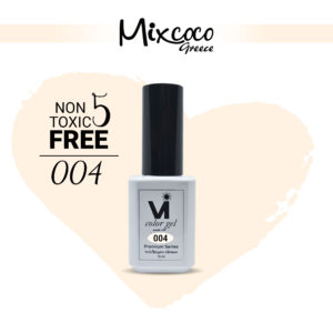 VI-004 Ημιμόνιμο Βερνίκι 15ml (Ημιμόνιμα Βερνίκια)