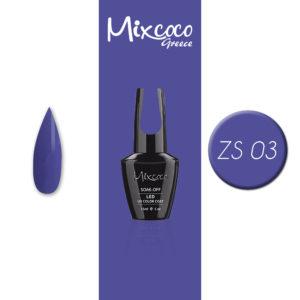 Ημιμόνιμα Βερνίκια ZS-003