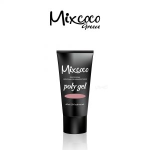 Poly gel 60ml Cover Pink Mixcoco