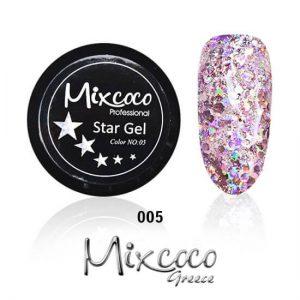 Star Gel 10ml Color 004 (Εφέ Αστεριών)