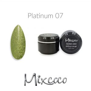 Mixcoco Platinum Gel Polish 10gr Color 007
