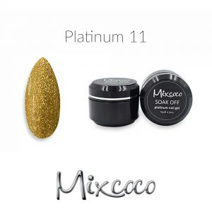 Mixcoco Platinum Gel Polish 10gr Color 011