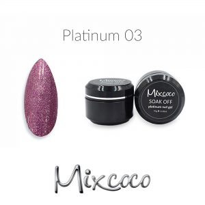 Mixcoco Platinum Gel Polish 10gr Color 003
