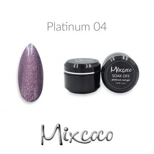 Mixcoco Platinum Gel Polish 10gr Color 004
