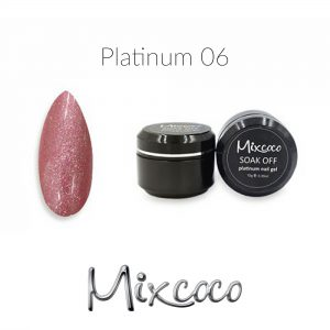 Mixcoco Platinum Gel Polish 10gr Color 006