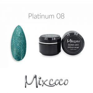 Mixcoco Platinum Gel Polish 10gr Color 008