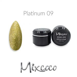 Mixcoco Platinum Gel Polish 10gr Color 009