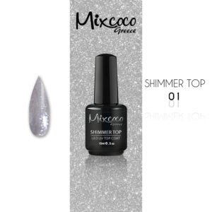 Shimmer Top 01 Mixcoco 15ml