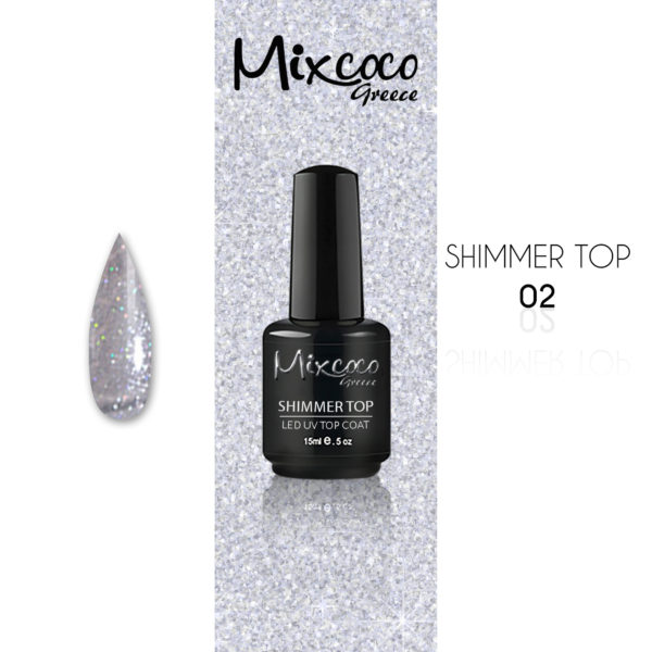 Shimmer Top 02 Mixcoco 15ml