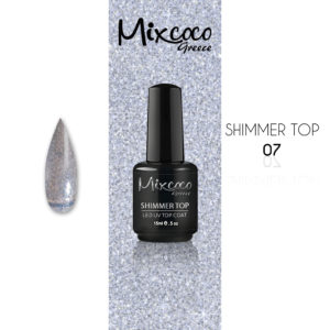 Shimmer Top 07 Mixcoco 15ml